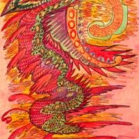 winged-serpent